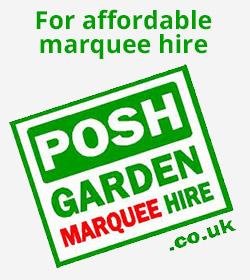 Posh Garden Marquees