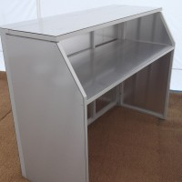 Portable Bar With LED Remote Control Coloured Lighting Effect