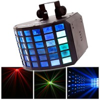Radius 2 Disco Light (incl Strobe) (code s001)