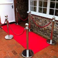 Red carpet sales