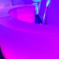 3m Half Circle LED Bar