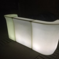 LED Straight Bar 3m wide