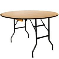 4ft Dia Banqueting Table