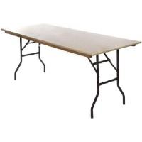 6fy x 2ft 6n trestle table