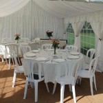 4m x 4m Marquee Roof Lining to fit party tents/marquees (code L002)