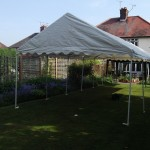 Marquee Canopy Roof hire 4m x 10m