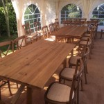 Heavy Quality Rustic Table