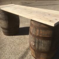 Oak Barrel Bar Hire